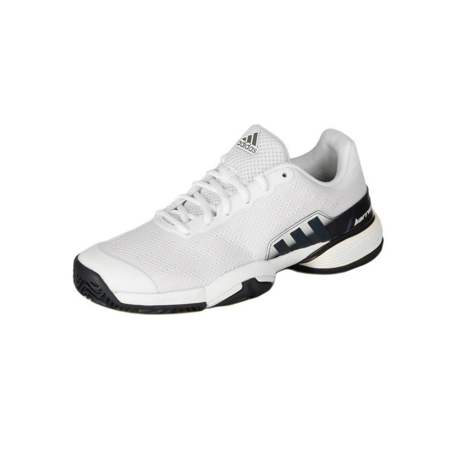kinderen Barricade Racket Sport Pure Junior Adidas voor Tennistoel wit PIxRnq5w