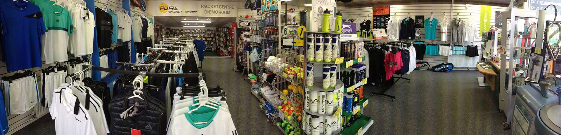 Surrey Racket Sport Specialist