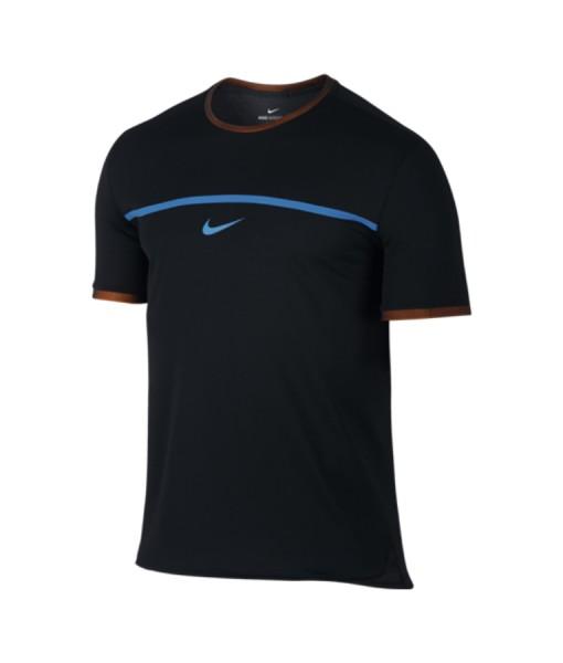 Nike Mens Rafa Challenger Top – Black