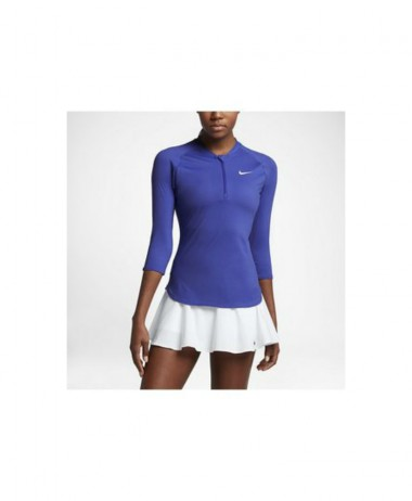 Nike Ladies Nikecourt Dry Pure Top