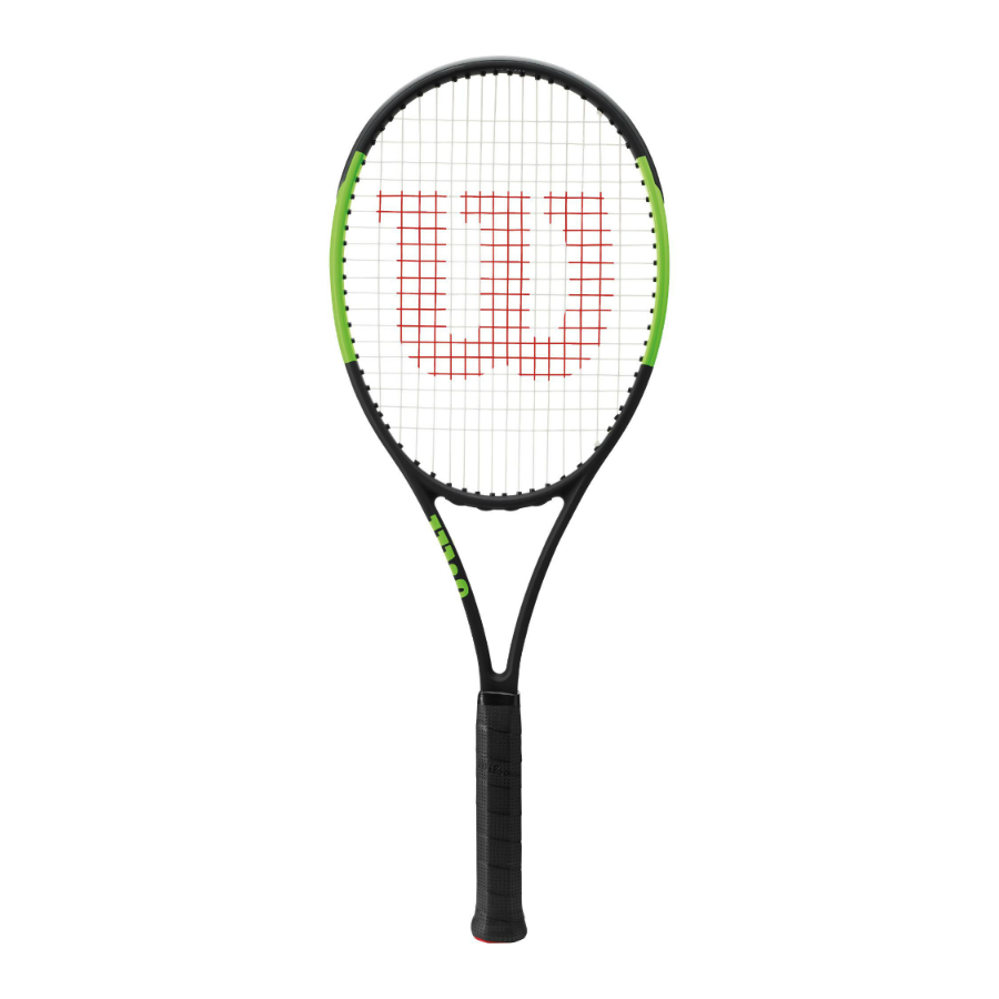 Wilson Blade 98 16x19 Countervail Tennis Racket Pure