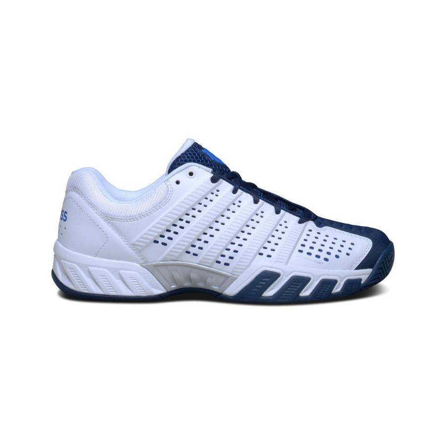 K-SWISS MENS BIGSHOT LIGHT 2.5 - Tennis Shoe - Pure Racket Sport 13a35b457d9