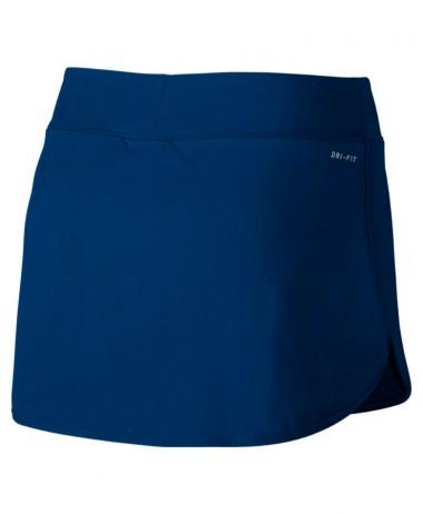 Nike ladies pure tennis skirt blue