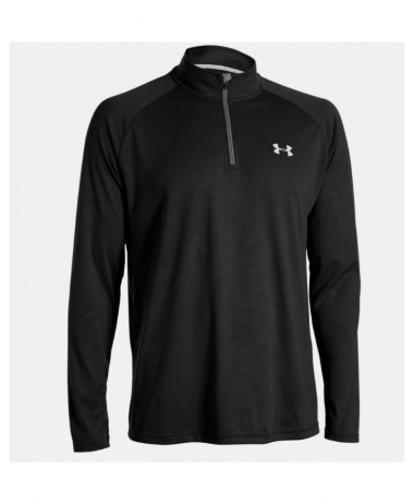 Under Armour UA Tech Long Sleeve Black