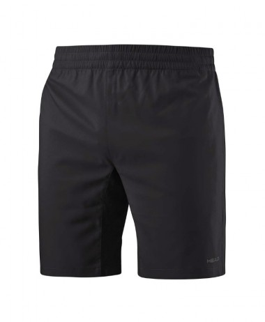 Head Club Bermuda Tennis Shorts black