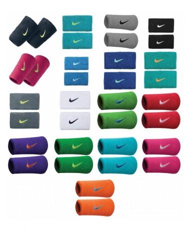 Nike Wristbands - tennis squash badminton