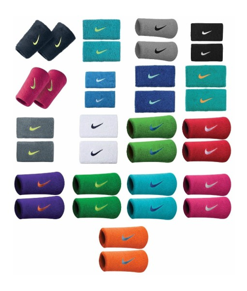 Nike Wristbands – tennis squash badminton