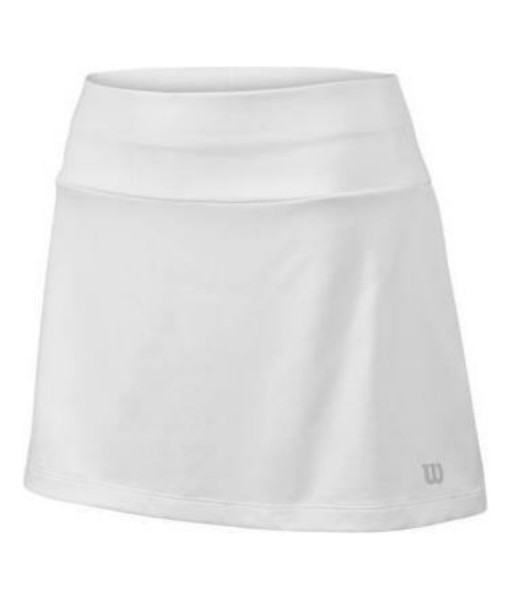 Wilson Girls Core Skirt White