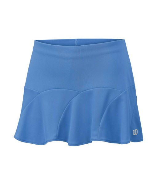 Wilson girls spring shape skirt tennis squash badminton Regatta Blue