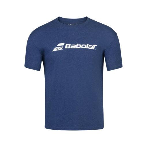 Babolat Boys Tennis T-Shirt Estate Blue