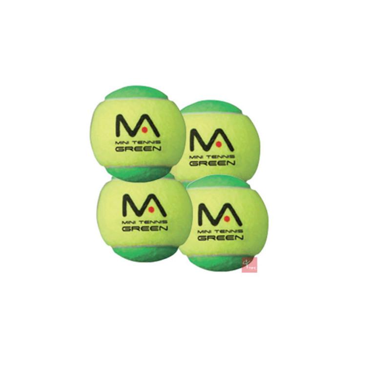 mantis green tennis balls