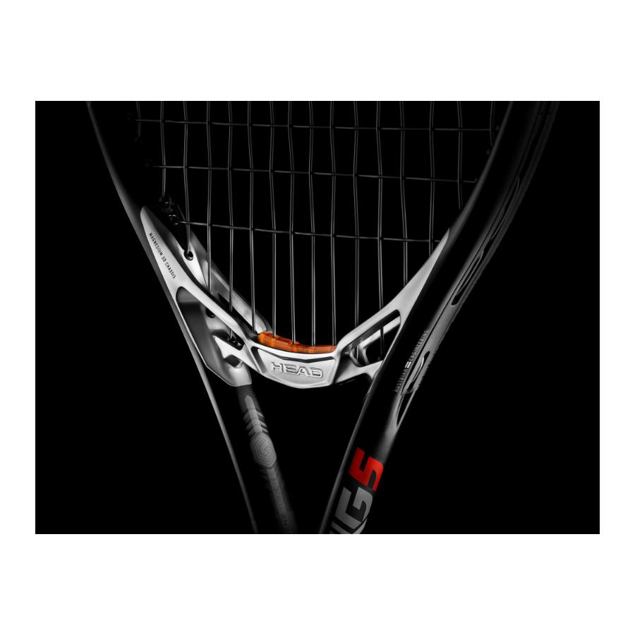 Head Mxg 5 Tennis Racket Strung Tennis Racket Pure