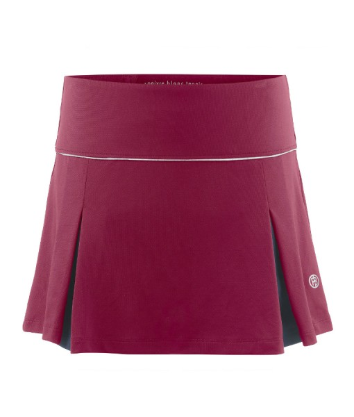 Poivre Blanc Ladies Tennis Skirt 2017