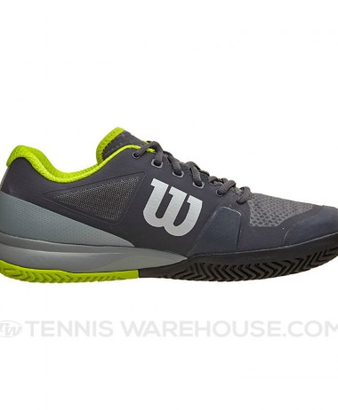 Wilson rush Pro 2.5 mens tennis shoe 2017