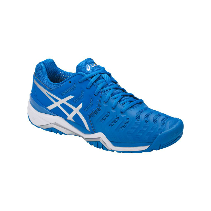 7fb8a6d6d6ba ASICS GEL-RESOLUTION 7 - Mens Tennis Shoe - Pure Racket Sport