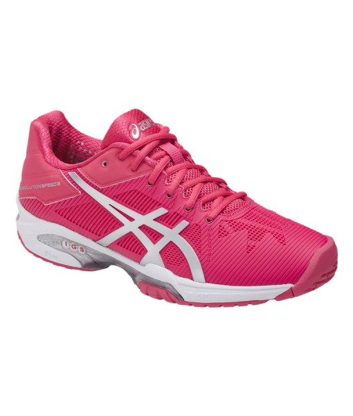 Asics Gel-Solution speed 3 ladies tennis shoe