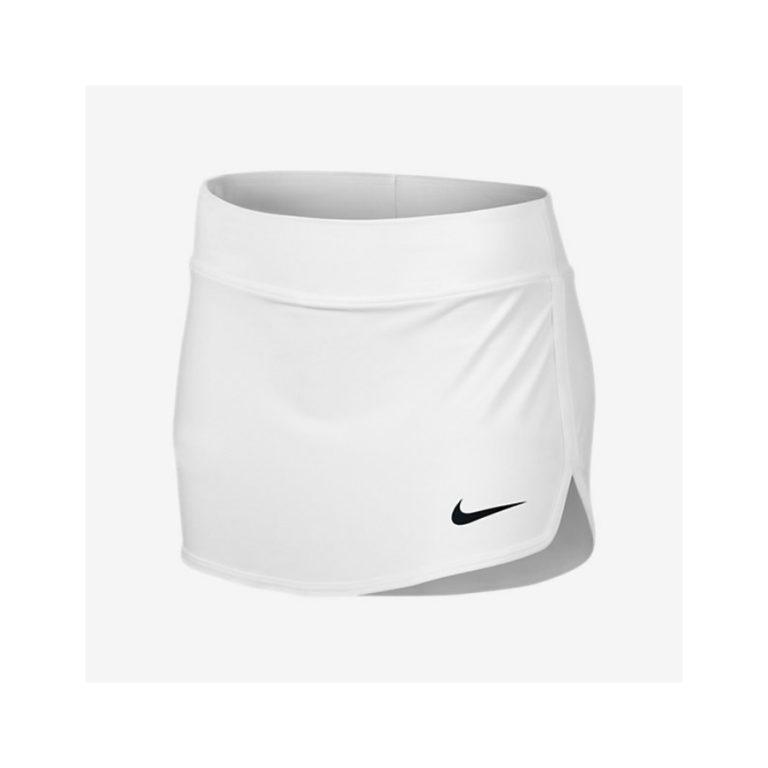 Nike Girls Pure Tennis Skirt White