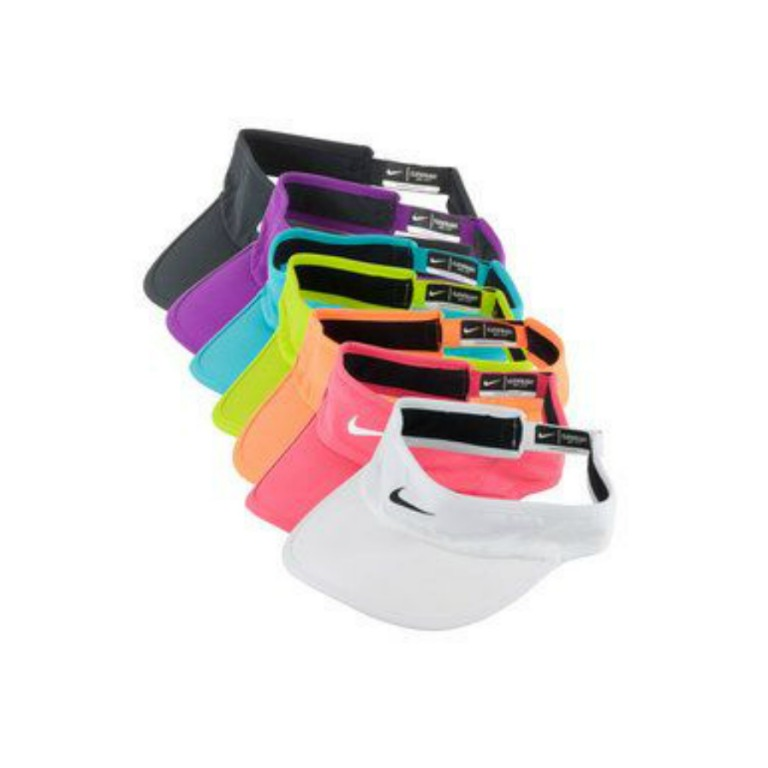 Nike tennis visors