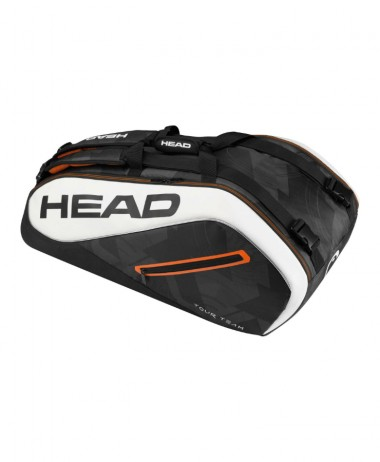 Head tour team supercombi tennis 9 racket bag