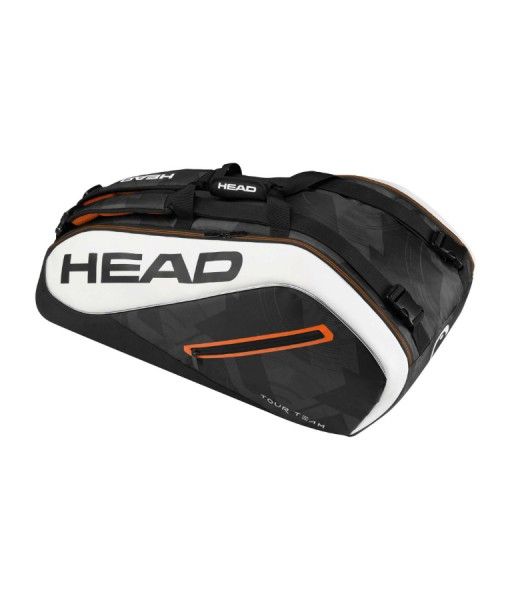 Head tour team supercombi tennis 9 racket bag