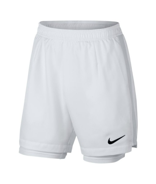 Nike NikeCourt Dry Tennis Shorts – white