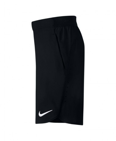 Nike boys flex ace shorts black