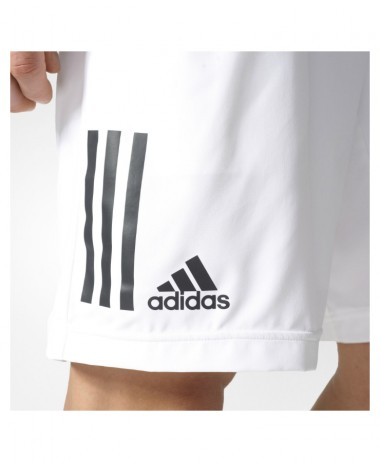 aDIDAS MENS CLUB SHORTS WHITE
