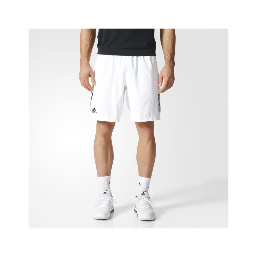 5c6182b54e3 ADIDAS MENS CLUB SHORTS White - Tennis / Squash / Badminton - Pure ...