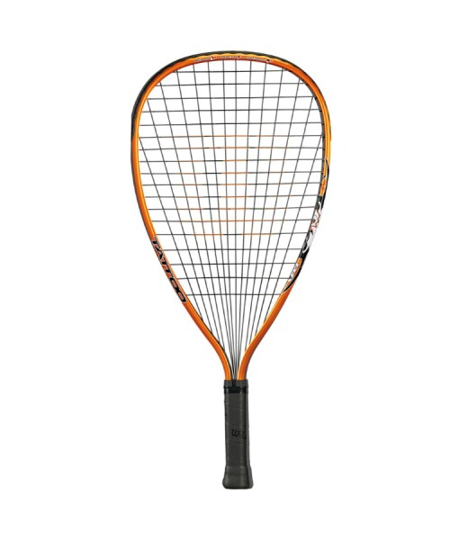 wilson tattoo racketball racket