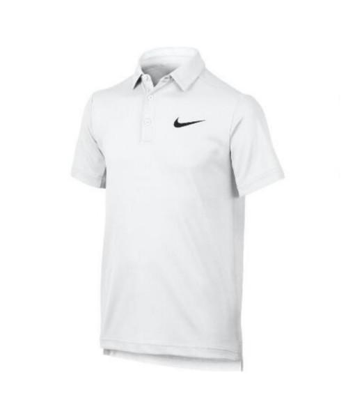 Boys Nike dry tennis polo