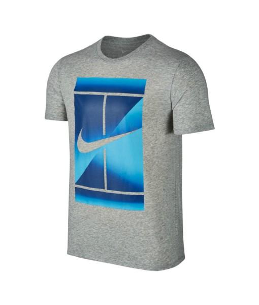 Mens nikecourt dry tennis top