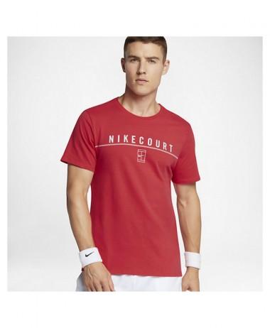 Nike Mens Tee Court Crew
