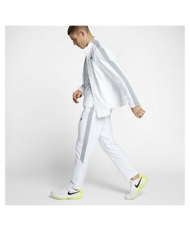 Nike mens Woven Warm Up White