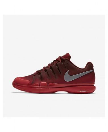 Nike mens red vapor tennis shoe