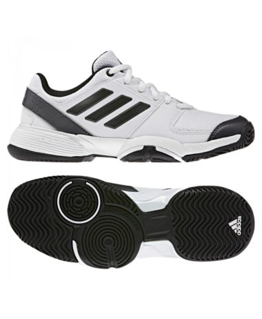 Adidas Barricade Junior Tennis Shoe