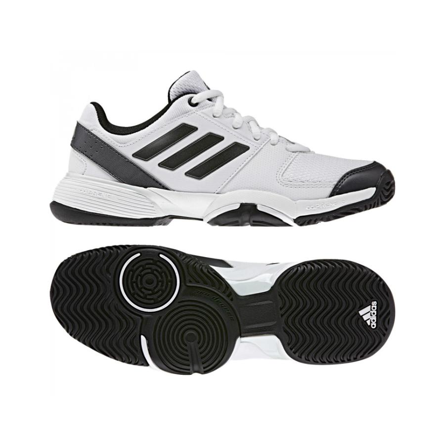 40f927f72 ADIDAS JUNIOR BARRICADE CLUB XJ - Kids Tennis Shoe - Pure Racket Sport