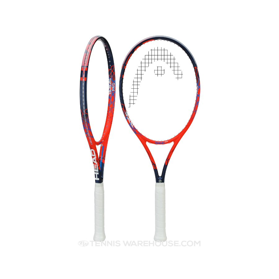 HEAD GRAPHENE TOUCH RADICAL PRO Tennis Racket 2018 - Pure ...