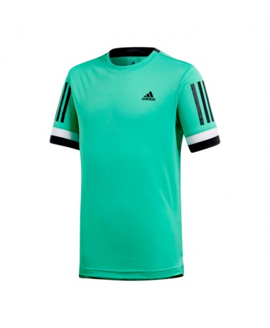 Adidas Boys Club Tee Green