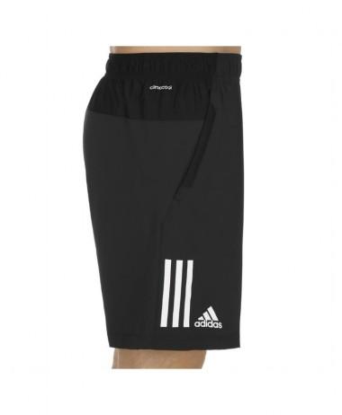 Adidas boys club shorts black tennis