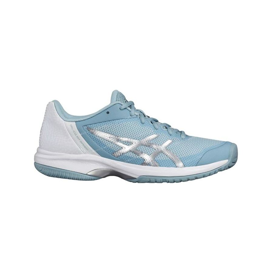 Asics Tennis Shoes Black And White