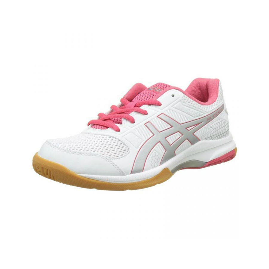 833bbd699755d2 ASICS GEL-ROCKET 8 Ladies Indoor Court Shoe 2018 - Pure Racket Sport