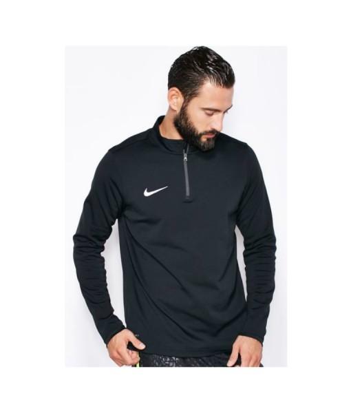 Nike mens long sleeve tennis top black