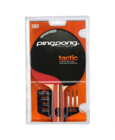Ping Pong Tactic Table Tennis Bat