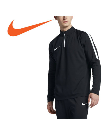 nike mens academy top black jpg
