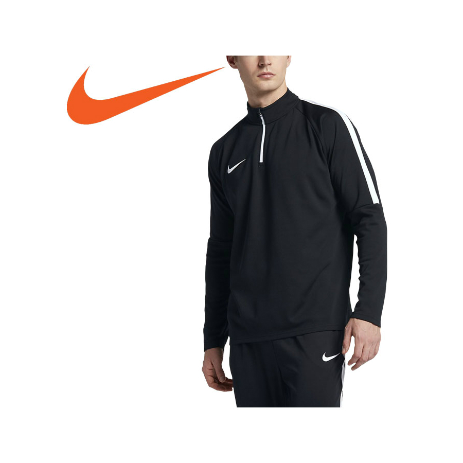 b1960c60 Surrey Racket Sport Specialist. nike mens academy long sleeve top. nike  mens academy top black jpg