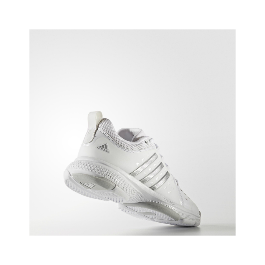 adidas Barricade Classic Bounce Shoes White | adidas US