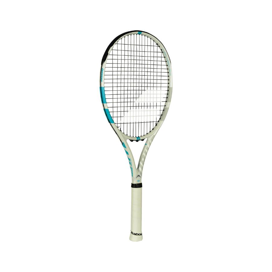 Babolat Drive G Lite Tennis Racket White Aqua 2018