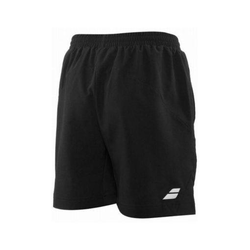 Babolat boys black shorts