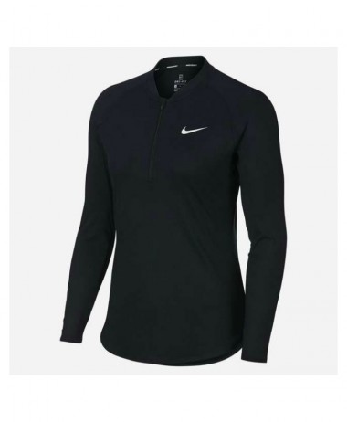 4b629047 Nike Ladies NKCT Pure Top. Nike Ladies Nike Court Pure Long Sleeve