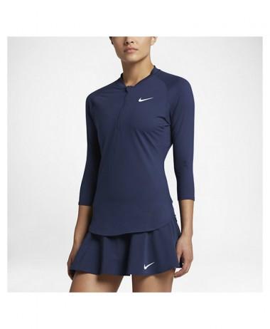 Nike Nikecourt Dry Pure 3 4 length sleeve